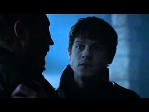 Ramsay Bolton kills Roose Bolton - Game of Thrones (S06E02)