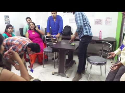 Funny Game Youtube Video in Office Party  Best Office Party Games