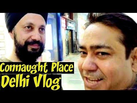 Delhi Nightlife - Connaught place (cp) - Rajiv Chowk