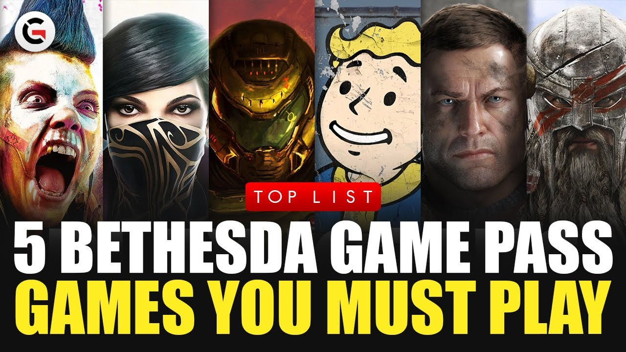 Download 5 Bethesda Game Pass Games You Must Play   Gaming Instincts