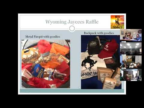 Wyoming Jaycees Virtual Convention October 2017