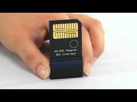 Xd To Smartmedia Adapter Memory Card Slot Converter Reader Writer
