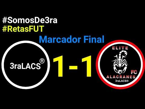 3LACS 1 - 1 Alacranes (Quality Post) QP. Tijuana