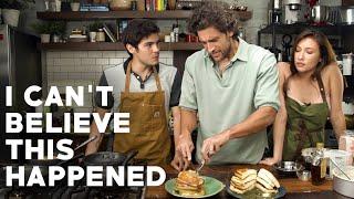 Solenn vs Erwan: Pancake Battle