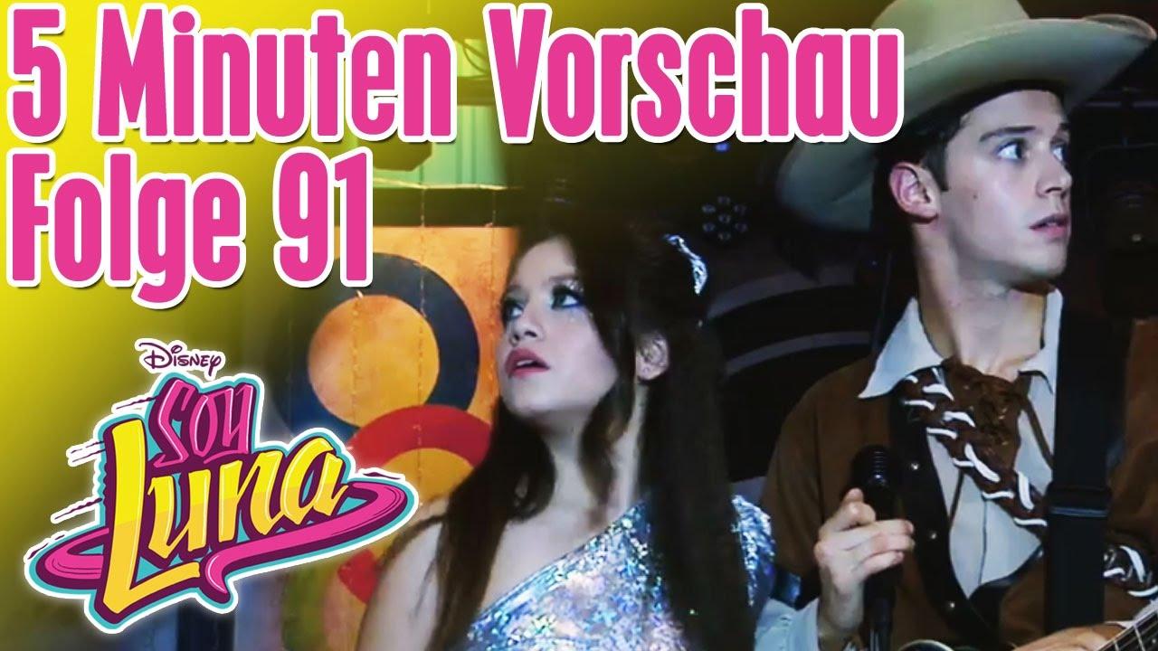 5 Minuten Vorschau Soy Luna Folge 91 Disney Channel Youtube