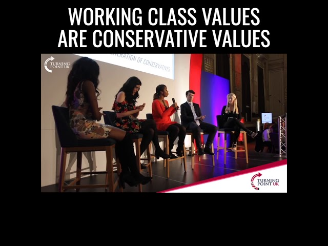 Working Class Values Are Conservative Values