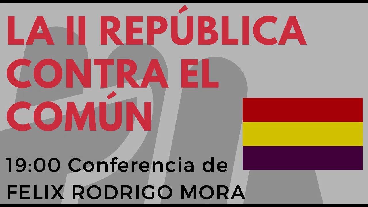 La II República contra el Común