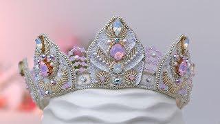 Готовим новый видеокурс Свадебная Корона
