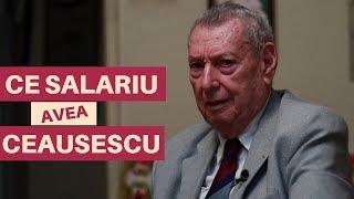 Ce salariu avea Nicolae Ceauşescu? Cum işi negocia creşterea salarială?