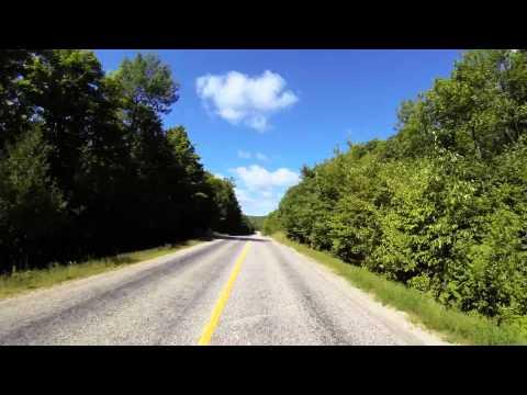 Ontario Road 509 Central Frontenac Highway 7 to Plevna