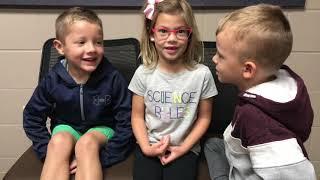 My Story - Koy, Ellie, & Christian (Pre-K)