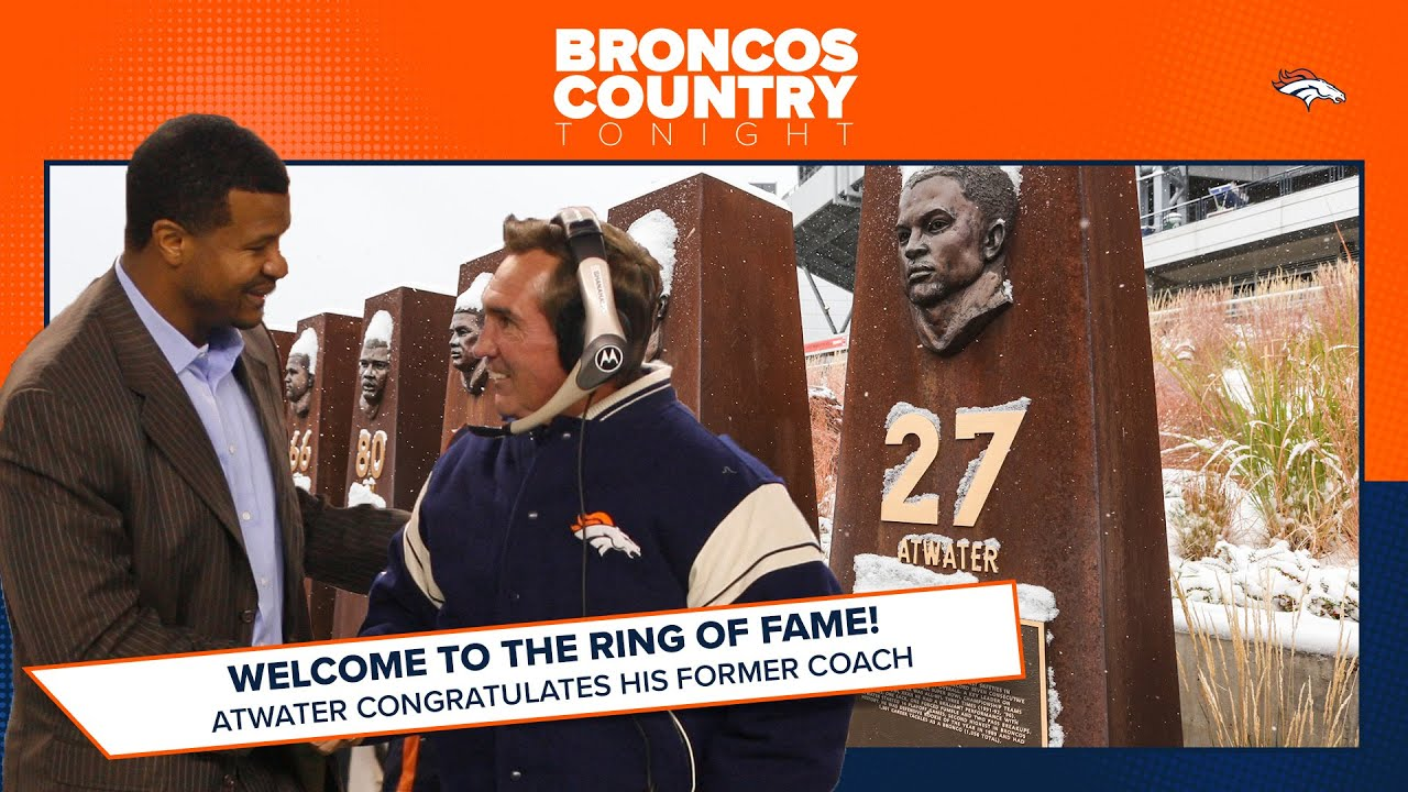 'He knew how to motivate us': Steve Atwater reflects on Mike Shanahan | Broncos Country Tonight
