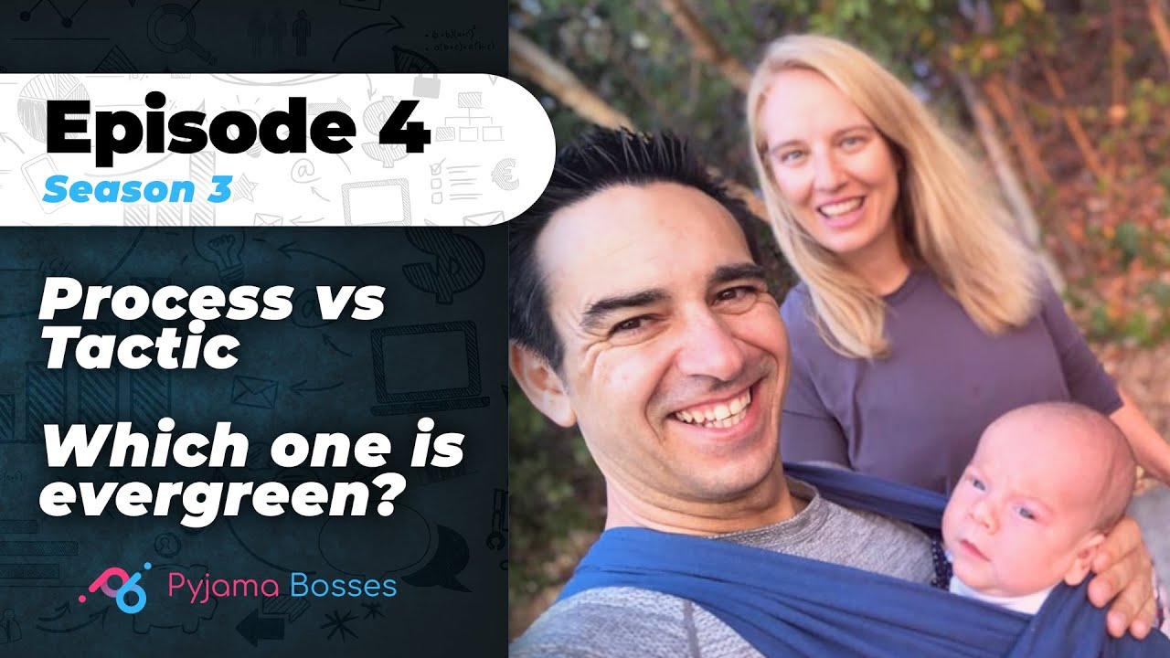 Network Marketing Tips | Process vs Tactic - Which one is evergreen?