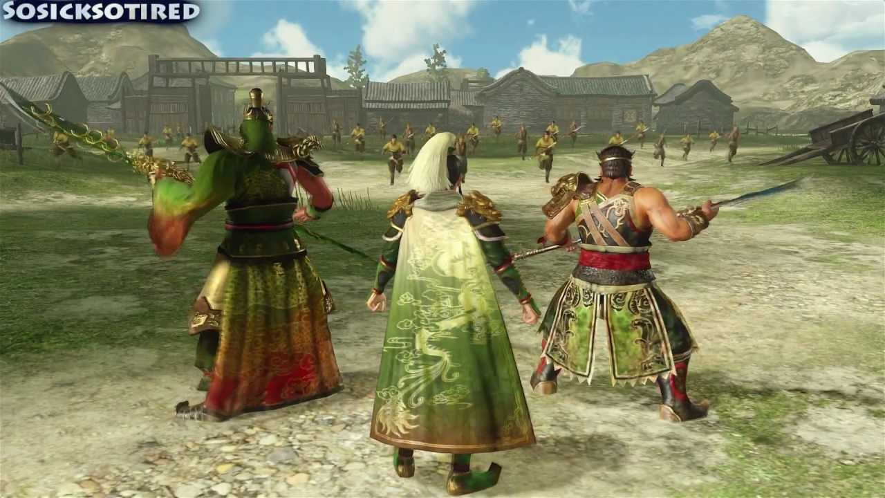 dynasty warriors 7 xtreme legends definitive edition coop