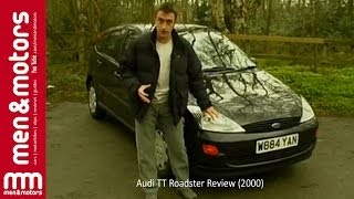 Ford Focus Review - With Richard Hammond (2000)(Richard Hammond reviews the 2000 model of the Ford Focus, taking a look at the performance and handling, as well as seeing how practical it is on a day to ..., 2013-12-11T10:10:32.000Z)