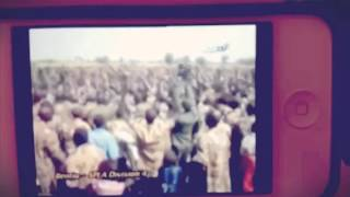 Ruweng State, South Sudan Rally for the Defense