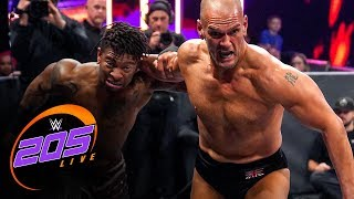 Lio Rush vs. Danny Burch: WWE 205 Live, Dec. 6, 2019
