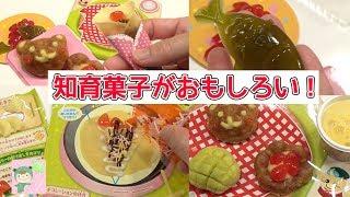 リアルすぎる知育菓子であそぼ!!
