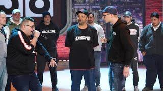 Krom vs. Muro – Battle-Rap als Nine-to-five-Job