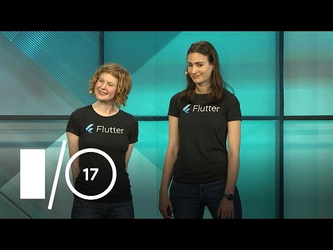 Single Codebase, Two Apps with Flutter and Firebase (Google I/O '17)