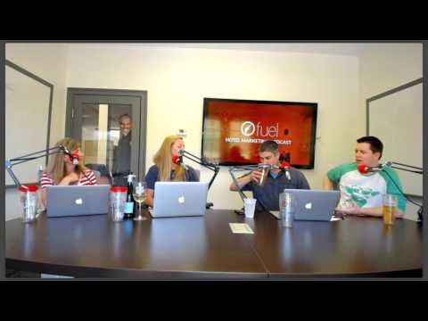 Fuel Hotel Marketing Podcast 50: Live 'Ask Me Anything' Episode