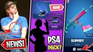 Leaked Playstation Skins, Possible Collab, New LTMs, Arena Mode, Item Shop Bug! (Fortnite News)