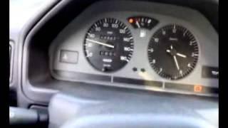 Peugeot 106 1,1 XN 60KM 0-90km/h on 2 GEAR