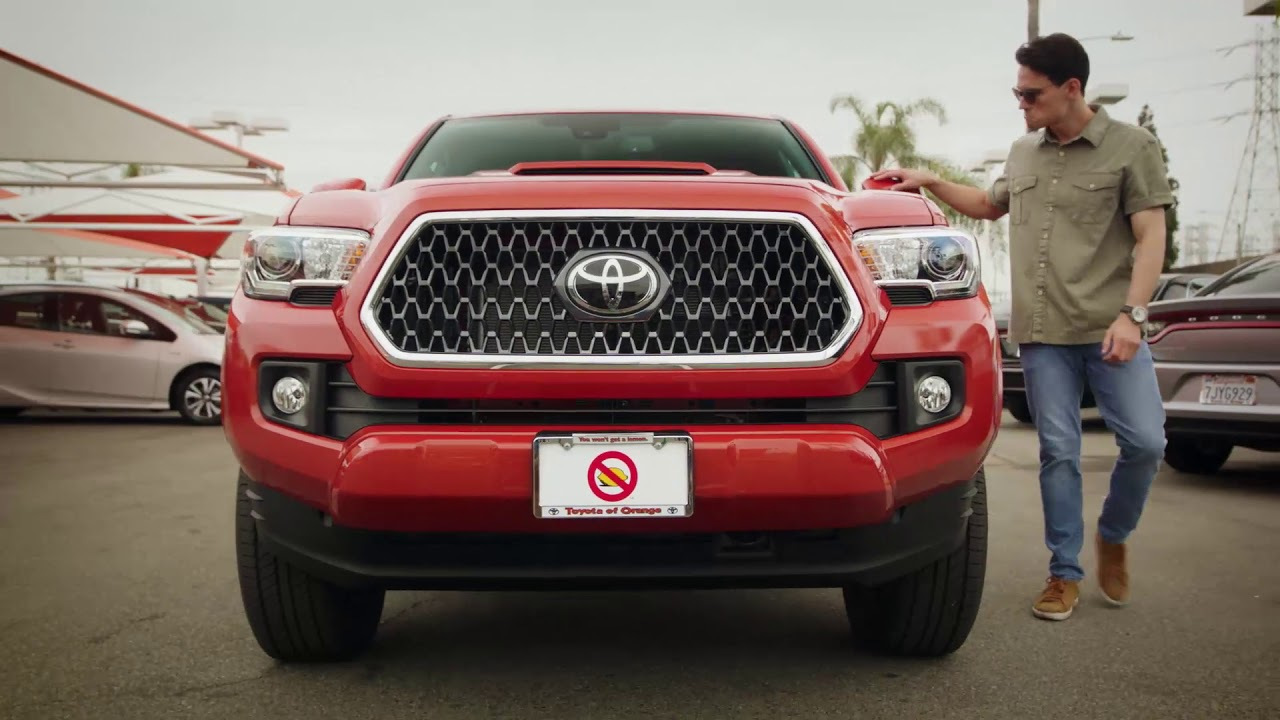 Toyota of Orange Labor Day Clearance Sale