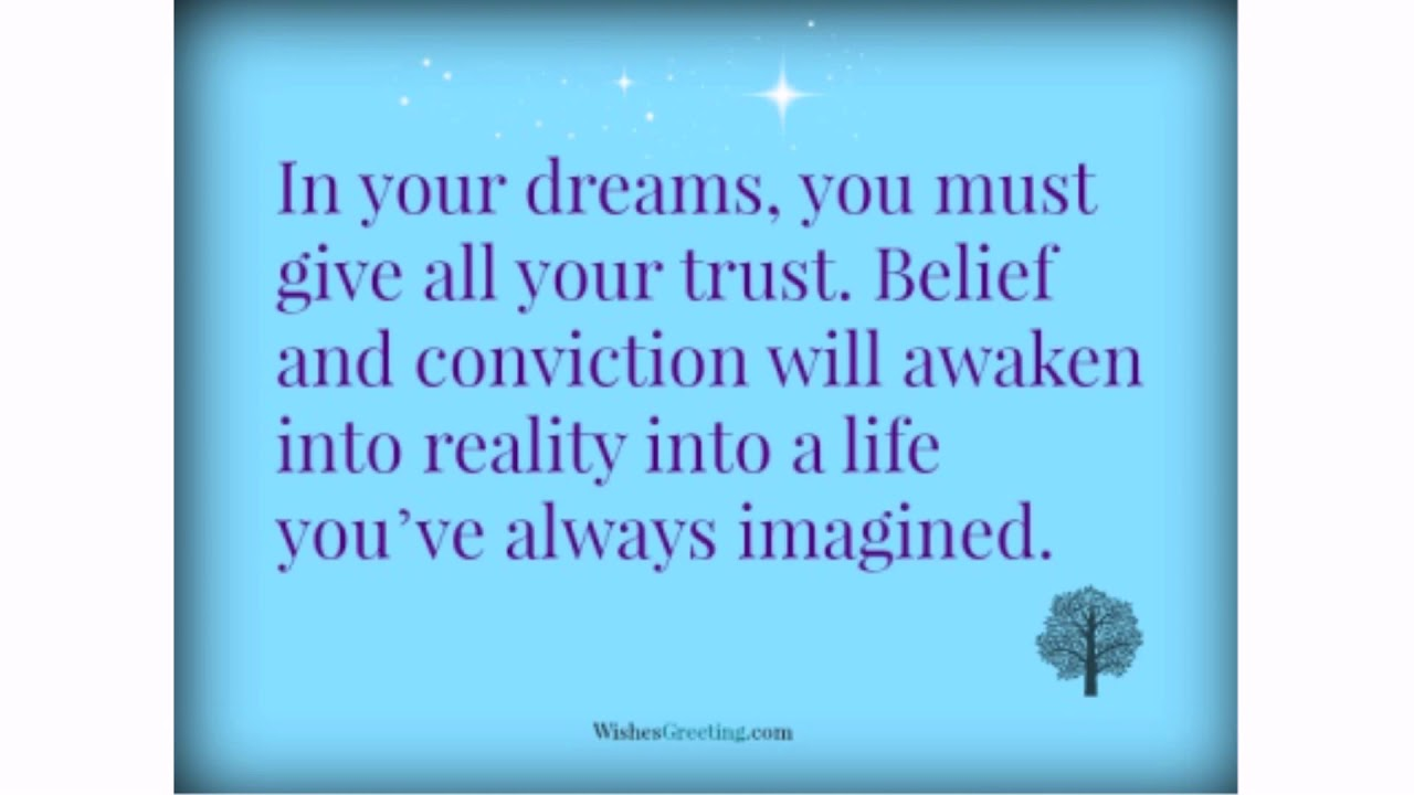 The 20 Dream Quotes and Wishes   WishesGreeting