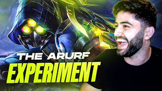 Yassuo | THE ARURF EXPERIMENT! Ft. Neekolul, Sanchovies, Voyboy, TFBlade