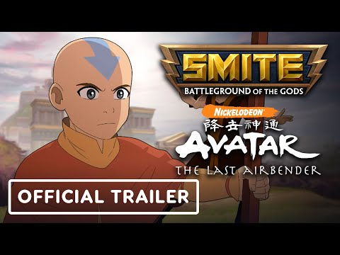 SMITE – Official Avatar: The Last Airbender Trailer (Aang, Zuko, Korra)