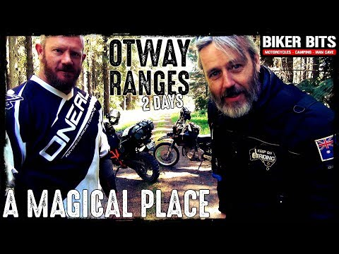 Otway Ranges by Motorcycles!