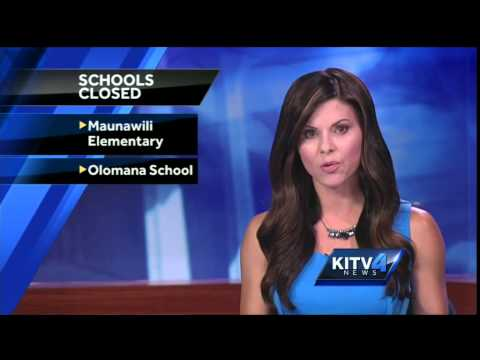 Maunawili Elem., Olomana School closed due to search for juvenile escapees