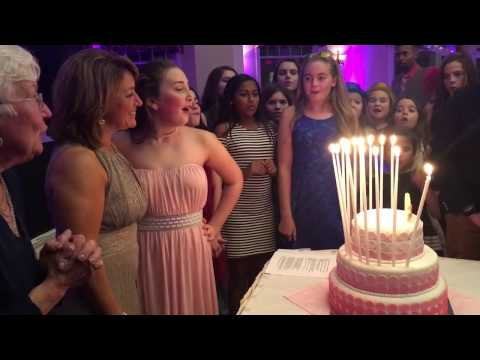 Bar mitzvah candle lighting songs 2015 download mp3 1173 mb 2018 sydneys bat mitzvah candle lighting ceremony aloadofball Gallery