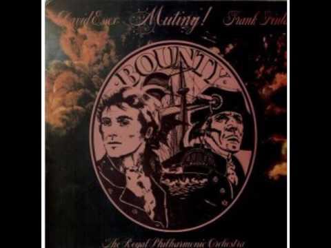 MUTINY original album by David Essex, with Frank Finlay