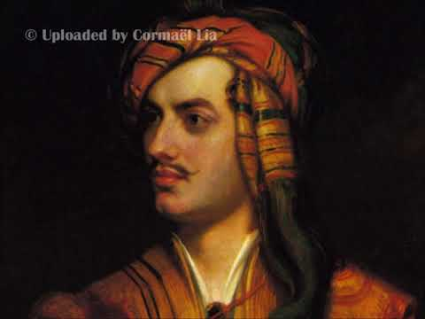 Lord Byron ★ Manfred Act One