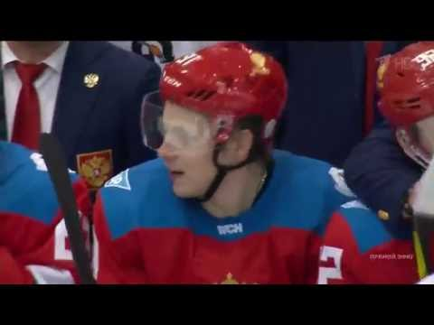 Russia Finland 3:0 / World Cup of Hockey / Highlights / 09.22.2016