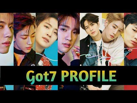 Got7 Profile 2018💝💝