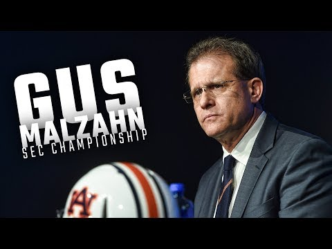 Hear what Auburn head coach Gus Malzahn had to say on the eve of the SEC Championship vs Georgia