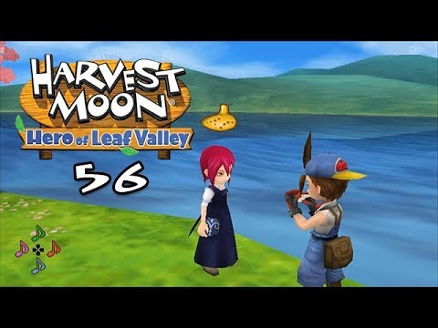 Let's Play Harvest Moon: Hero Of Leaf Valley 56: The Arts