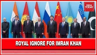 PM Modi Makes Royal Ignorance At Pak PM Imran Khan At SCO Summit