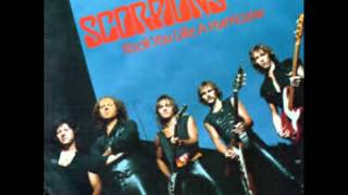 scorpions rock you like a hurricane instrumental