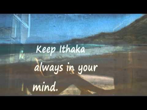 Ithaka Kavafis Sean Connery Vangelis Lyrics On The