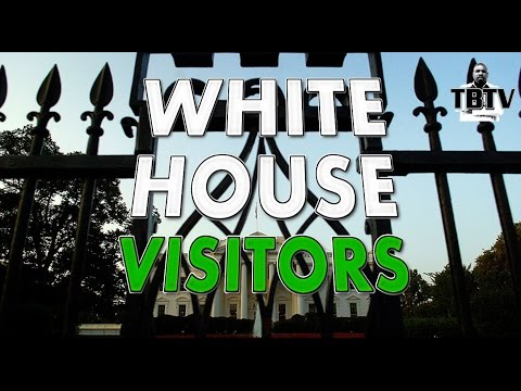 SHOULD THE WHITE HOUSE OPEN ITS VISITOR LOGS TO THE PUBLIC? TRUMP SAYS NO