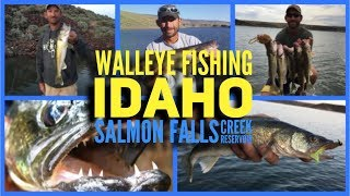 Walleye Fishing Idaho (how to)