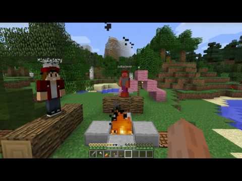 Minecraft SMP в Goldcraft S3 Eпизод #14 На къмпинг