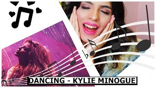 Kylie Minogue - Dancing (Official Video) REACT - REAGINDO AO CLIPE