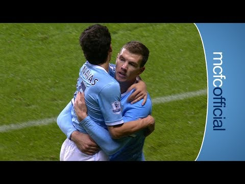 HIGHLIGHTS Newcastle 0-2 Manchester City Capital One Cup 60 seconds highlights