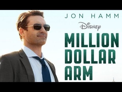 Million Dollar Arm Official Trailer | In Cinemas 9th May