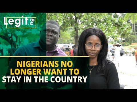 Most Nigerians dream of spending their next birthday abroad   Legit TV
